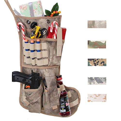 Beyond Your Thoughts 2018 New Tactical Christmas Stockings