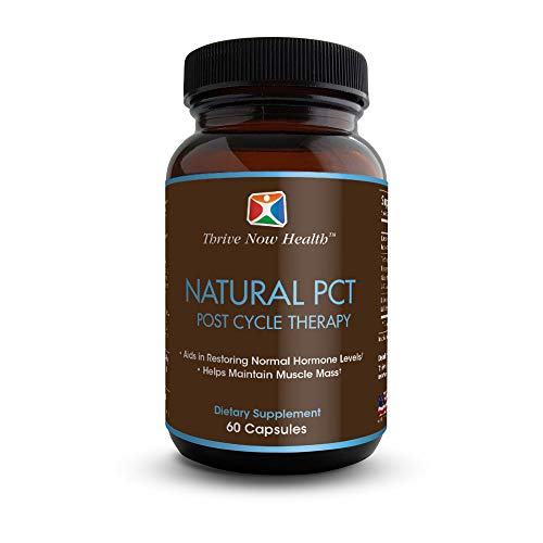 Thrive Now Health Post Cycle Therapy, 60-Capsules