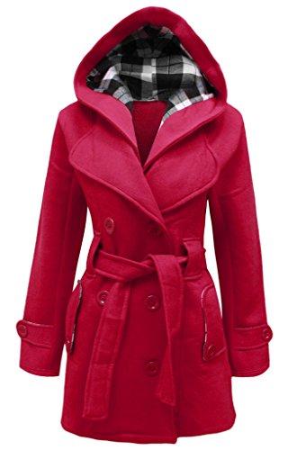 cintur con con capucha Sudadera para mujer dHwq6gXf