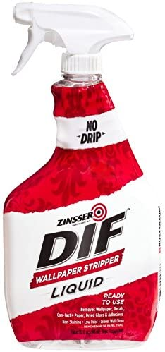 Zinsser 2488 Dif Fast Acting Spray Ready To Use Wallpaper Stripper
