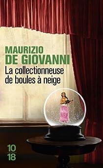 La collectionneuse de boules à neige par Giovanni