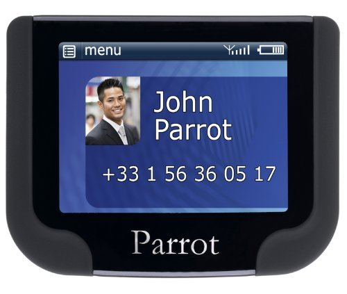 (Parrot MKi9200 Advanced Color Display Bluetooth Hands-Free Music Kit)