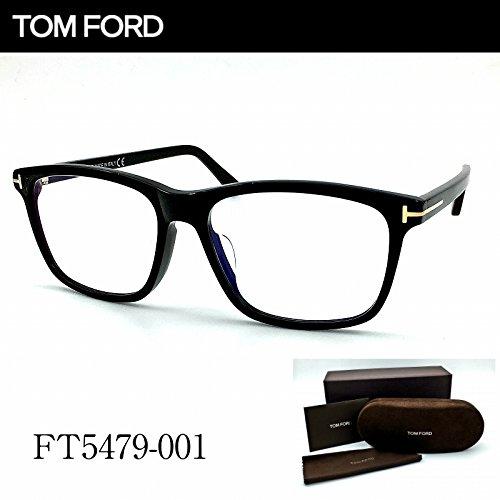 TOM FORD トムフォード FT5479 メガネ フレーム 【正規品】 度付き対応 B07BVPR6DD (度入り)薄型1.60球面レンズ付き|001 1 (度入り)薄型1.60球面レンズ付き
