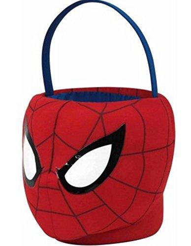 Ultimate Spider-Man Plush Basket