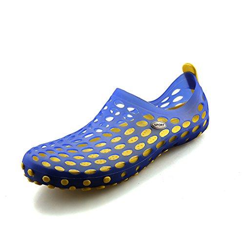 Aleader Pull-on - Zapatillas de pesca de Material Sintético para hombre Azul