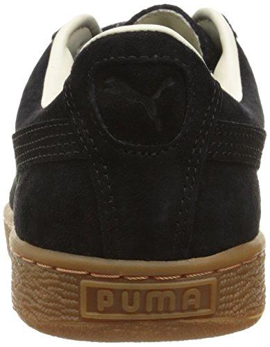 Puma Basket Classic Winterized Hombre US 8 Negro Zapatillas