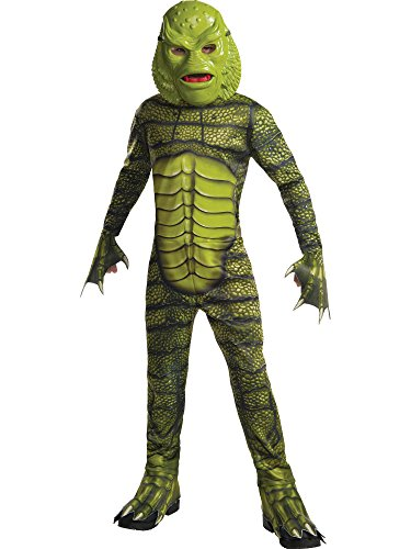 Rubie's Universal Monsters Child's Creature From The Black Lagoon Costume, Small ()