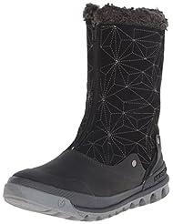 Merrell Women's Silversun Zip Waterproof Winter Boot