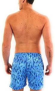 Blue Seal Traje de baño, Azul Tiburones, bañador, Swimwear