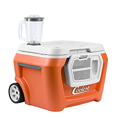 Coolest Cooler in Classic Orange