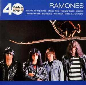 RAMONES - Alle 40 Goed - Zortam Music