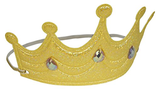 Little Pretends Soft Princess Crown (Gold)