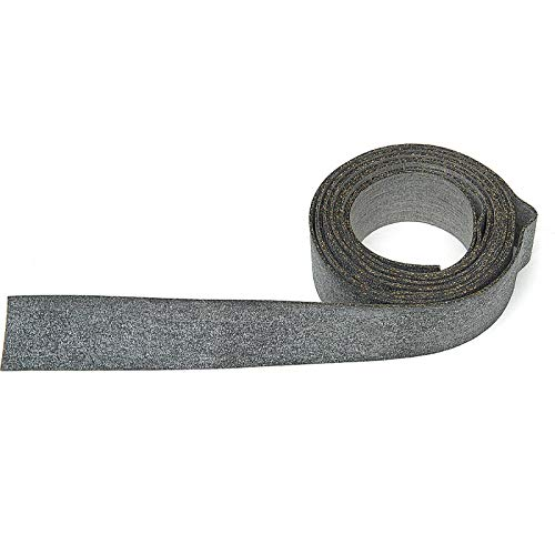 Eckler's Premier Quality Products 40165513 Full Size Chevy Side Glass Setting Tape Glass To RegulatorChannel