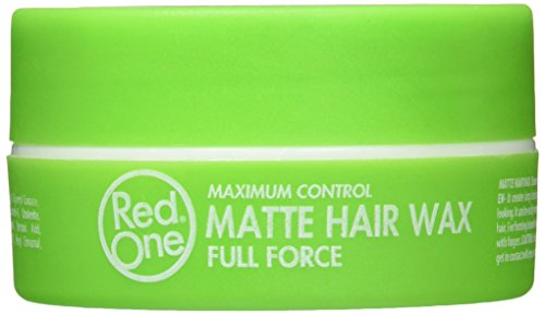 RedOne Matte Hair Wax, Green ()