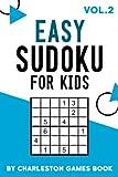 250+ Easy Sudoku For Kids: Make Math Fun with