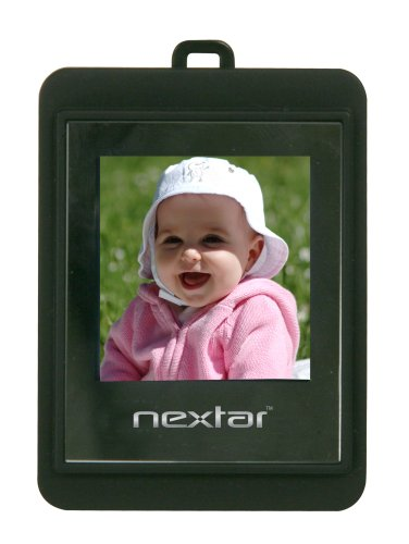 NEXTAR 1.5-Inch Digital Key Chain Photo Viewer by Nextar
