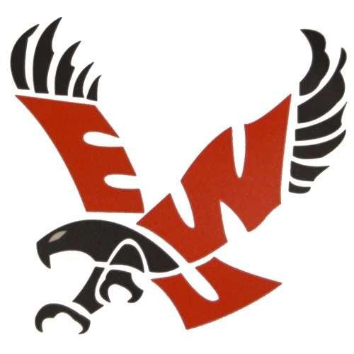 "WinCraft NCAA Eastern Washington University Perfect Cut Color Decal, 8"" x 8"""
