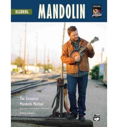 n Method -- Beginning Mandolin: Book & DVD (Paperback) - Common ()