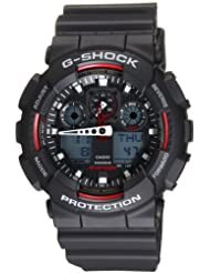 Casio Mens GA100-1A4 G-Shock Sport Watch