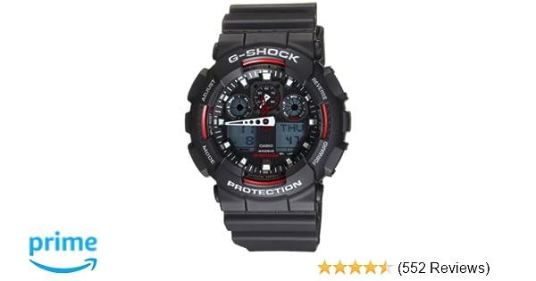 292394974e6c Amazon.com  Casio Men s GA100-1A4