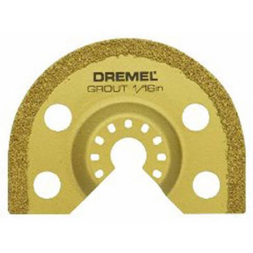 Dremel MM501 1/16-Inch Multi-Max Carbide Grout Blade by Dremel