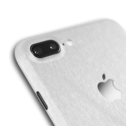 AppSkins Vorderseite iPhone 7 PLUS Metal white