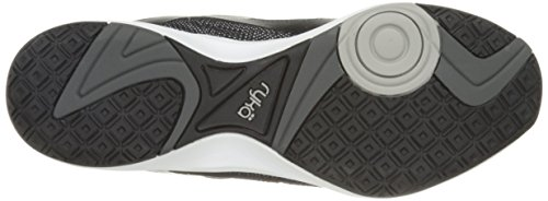 Black Ryka Cross Women's Grey Trainer Shoe Grafik q7Xgq0