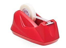 Acrimet Tape Dispenser, Red