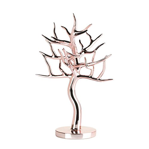Koehler Rose Gold Jewelry Tree