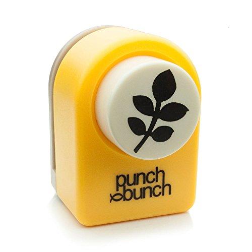 - Medium Punch-Ash Leaf