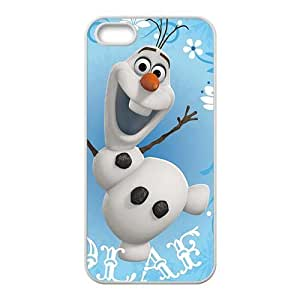 diy zhengFrozen happy snow baby Cell Phone Case for Ipod Touch 4 4th /