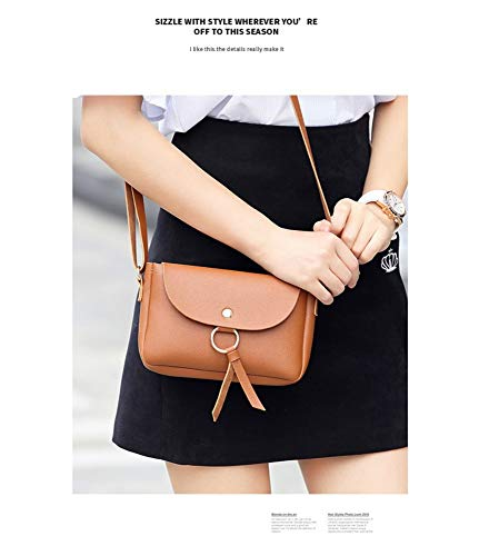 Casual Mini Borsa Bag Nappa A Tracolla Messenger ITqAO6