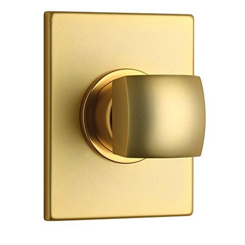LaToscana 89OK400 Lady Volume Control with 1/2 Inlet Connections, Matt Gold by La Toscana