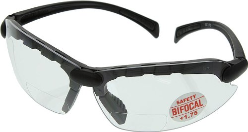 C-2000 Bifocal Safety Glasses 1.75 - - Jpg Glasses