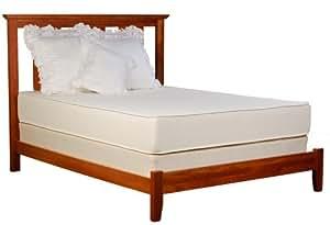 Serenia Sleep 10-Inch Dual-Sided Comfort Foam Mattress Made in USA, Queen