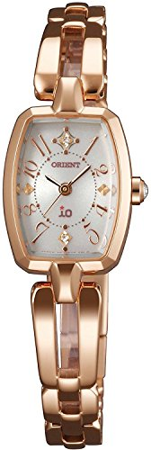 ORIENT watch io Io suite jewelry solar WI0161WD Ladies