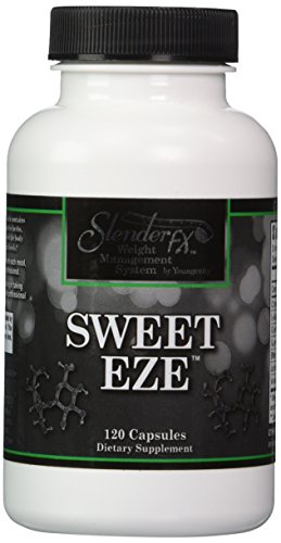 International Shipping  Slender Fx Sweet Eze 120 Capsules Blood Sugar Regulation Youngevity