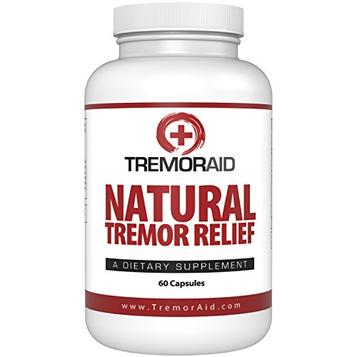 Tremoraid Essential Tremor Relief Supplements product image