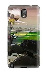Galaxy Note 3 Case Cover Skin : Premium High Quality Unknown Case