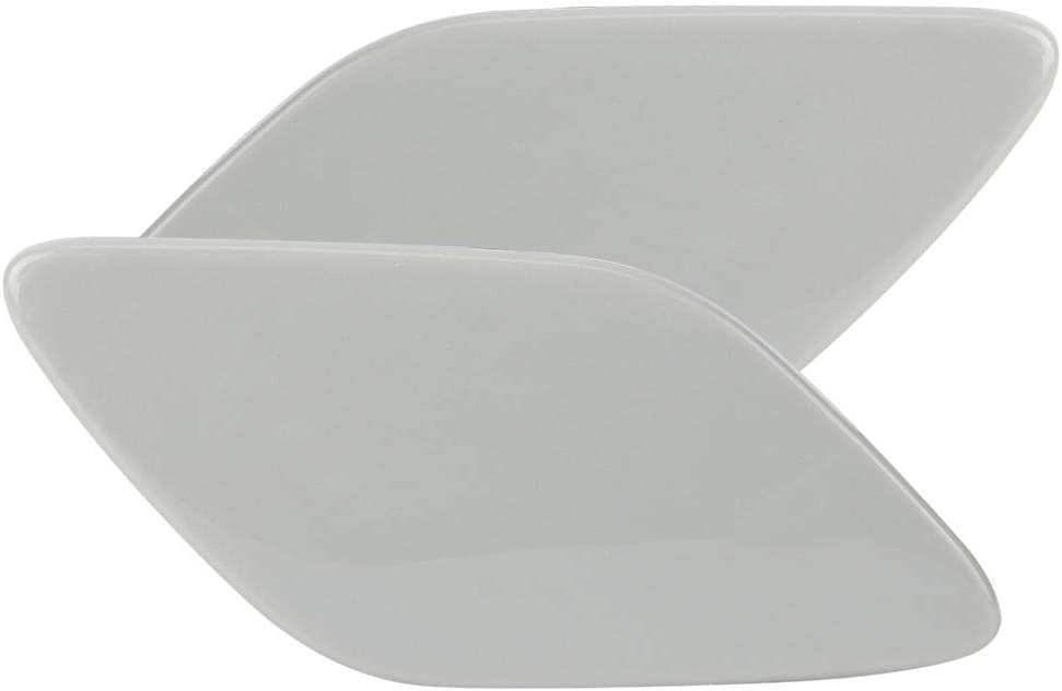 KIMISS Coperchio rondella faro coppia di copri tappo ugello spray getto lavafari adatto per 3 serie E92 E93 6167 7171660