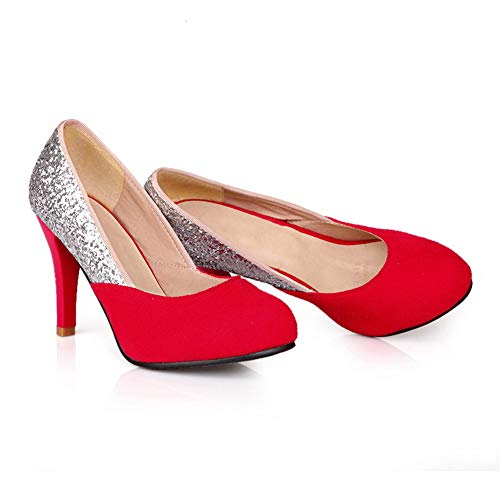 Sandalias Sdc05575 Cuña Red Con Adeesu Mujer ZRSxw4n