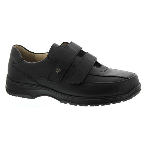 Finn Confort Hanovre Velcro Noir