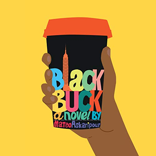 Book Cover: Black Buck
