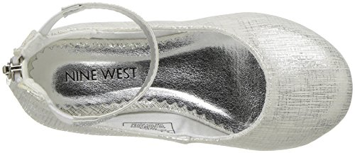 Pictures of Nine West Kids' Faye2 Ballet Flat Toddler 2