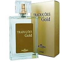 Perfume Masculino Traduções Gold N 28 Nova Embalagem 100ml