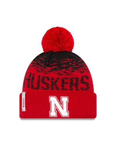 NCAA Adult NE16 Sport Knit Beanie