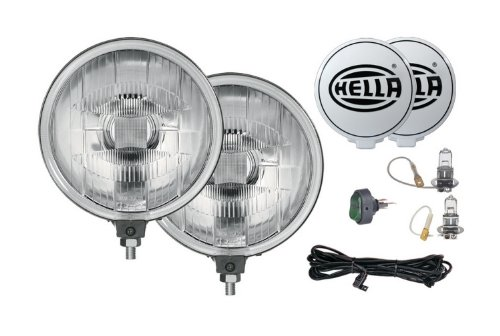 (HELLA 005750952 500 Series Driving Lamp Kit)