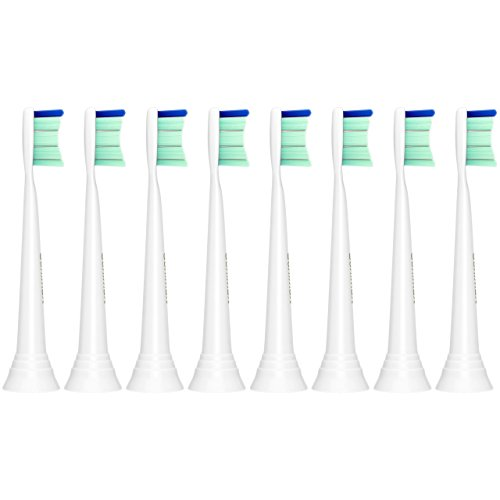 Sonimart Replacement Toothbrush Heads for Philips Sonicare ProResults Plaque Control HX9024, 8 pack, fits 2 Series Plaque Control, 3 Series Gum Health, DiamondClean, FlexCare, HealthyWhite, EasyClean by Sonimart (Image #4)