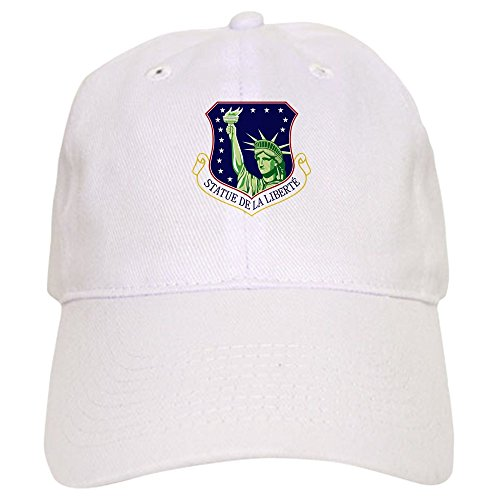 CafePress 48Th Fighter Wing - Baseball Cap with Adjustable Closure, Unique Printed Baseball (48th Fighter)