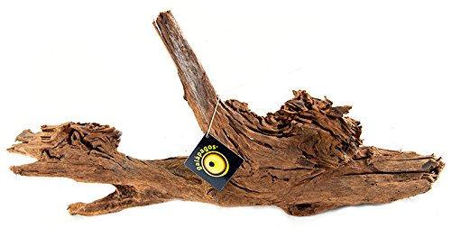 Used, Galapagos 05286 Sinkable Driftwood Bed, Natural, Medium/Large/14-16-Inch for sale  Delivered anywhere in Canada